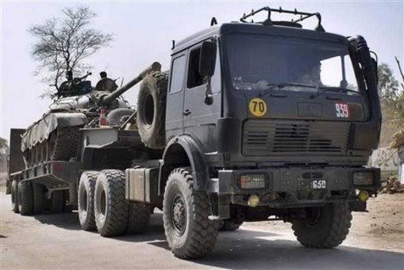 Pakistan Military Vehicles Research and Development Establishment (MVRDE) achievements for Armed Forces