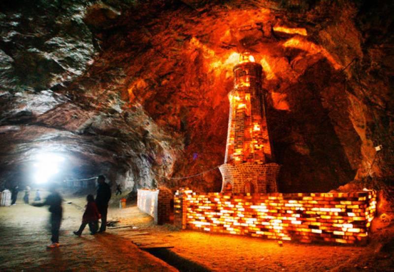 Innovativo Lampade Di Sale Himalaya Galleria Di Lampada Stile