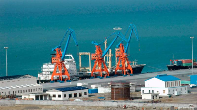 Gwadar Port: LNG terminal being setup by China