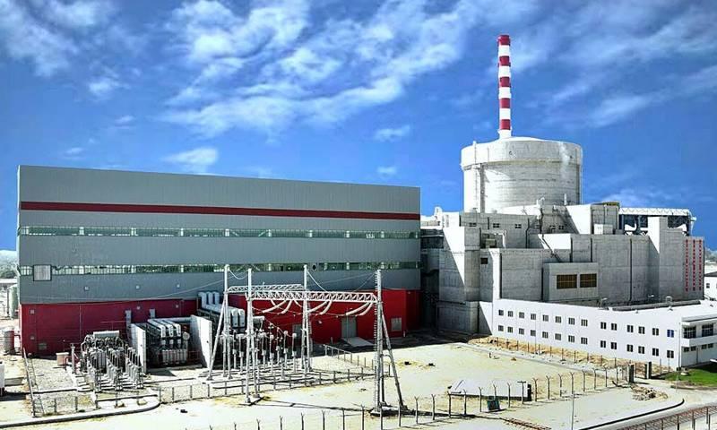 Ядерная энергетика в 2017 году