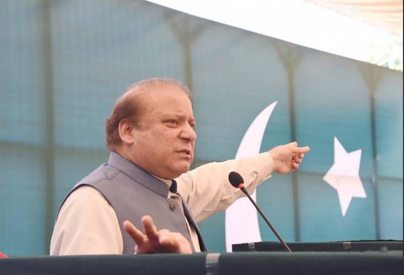 Nawaz Sharif Speaks Against Military Dominance In Pakistan