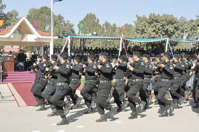 Islamabad Police gets 1000 personnel strong Rapid Response ...