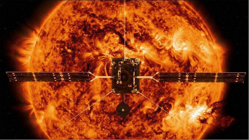 NASA plans to launch Parker Solar Probe in 2018 to 'touch' Sun