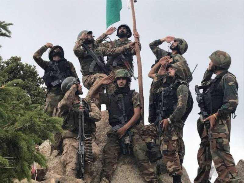 Pakistan Military Placed Among World's Top Armies By US