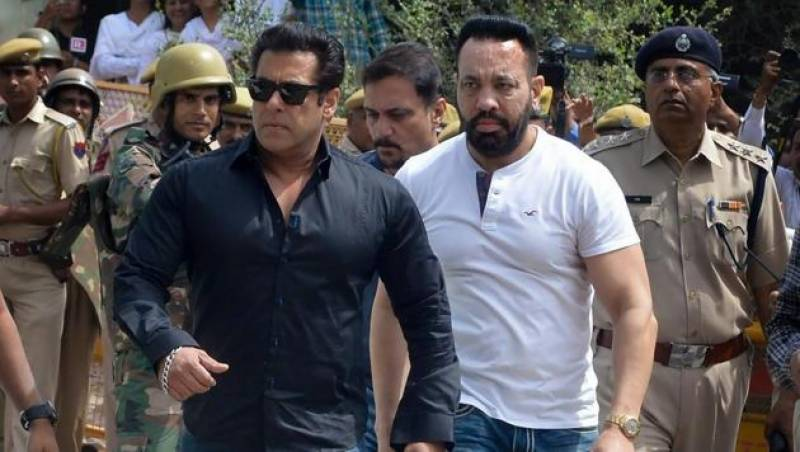 Salman Khan to feature among India's most notorious criminals
