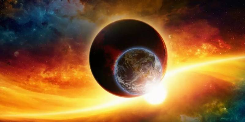 World is going to end on april 23 as per biblical signs for World love images