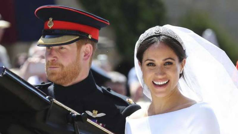 Prince Harry Meghan Markle 5 Rebellions At The Royal