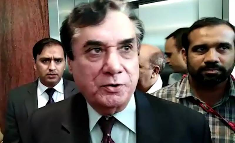 NAB Chairman breaks silence over meeting with CJP, rejects ...