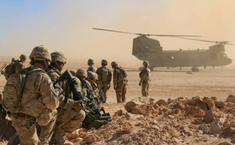 Three US soldiers killed and three other wounded in Afghanistan