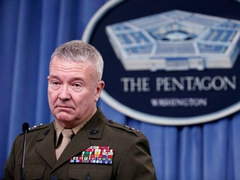 What did the incoming US Centcom Chief say about Pakistan? A Major policy shift