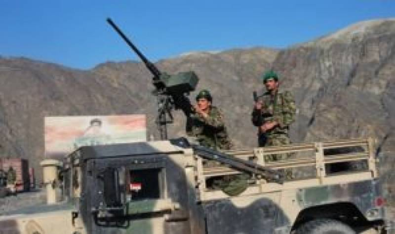Afghan Taliban seize military check posts, kill at least 9 soldiers in Afghanistan