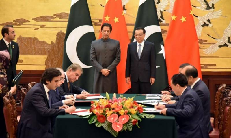 Chinese loans account for only 10% of Pakistan total foreign Debt