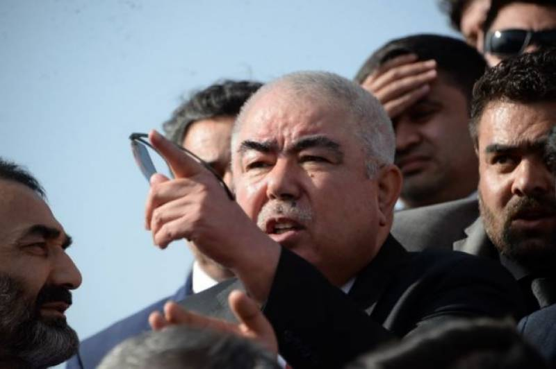 Afghanistan Vice President assassination bid responsibility claimed
