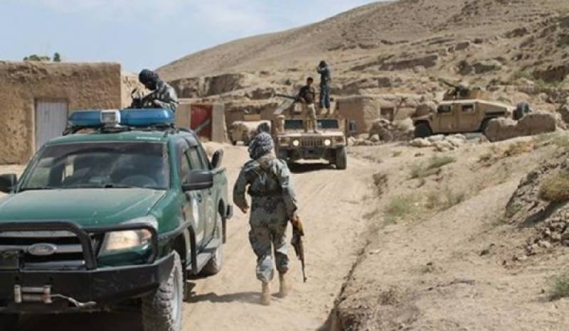 Afghan Taliban take over military check posts, killed and injured over 13 soldiers