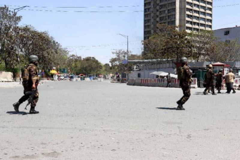 Deadly suicide bombings in Kabul responsibility claimed