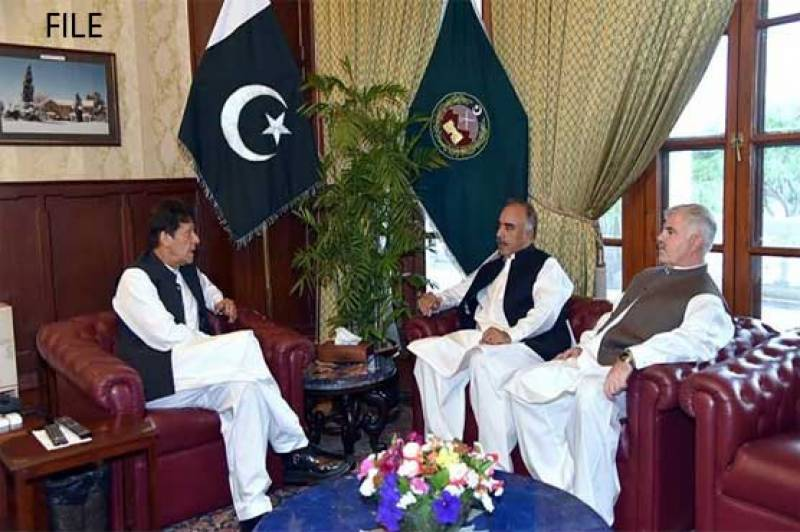 PM Imran Khan gives important task to KP leadership over links with Afghanistan