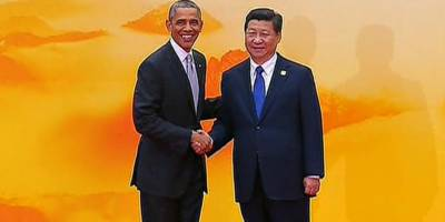 Obama and Xi Jin Ping agrees to collectively fight Climate Change