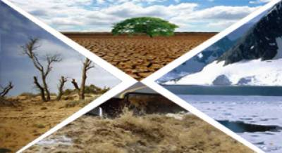 Pakistan amongst top most countries threatened by Climate Change