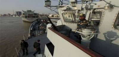Pak-China Joint Naval Exercises conclude in eastern Shanghai coast