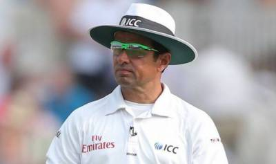 Pakistani Umpire Aleem Dar will become only 3rd ICC umpire to complete century of Test Matches