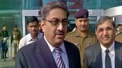 Indian new High Commissioner arrives in Pakistan through Wagah border