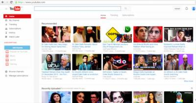 YouTube launches country specific page for Pakistan
