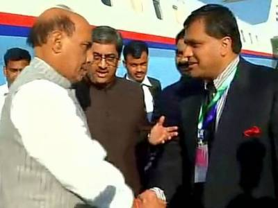 There is no reason to distrust Pakistan in Pathankot attack investigations: Rajnath
