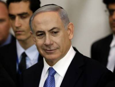 Netanyahu rejects French warning on separate Palestinian state issue