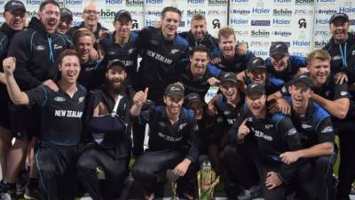New Zealand clinches ODI series after defeating Pakistan in 3rd ODI