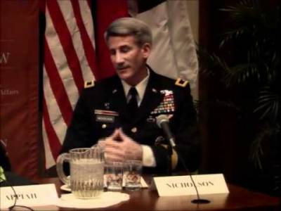 Operation Zarb-e-Azb reduced terrorists capacity to use Pakistani soil for terrorism: US General