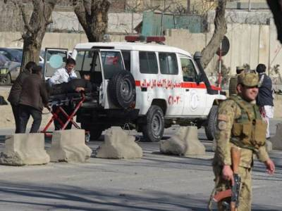 Suicide car blast at Police Base in Kabul kills 20