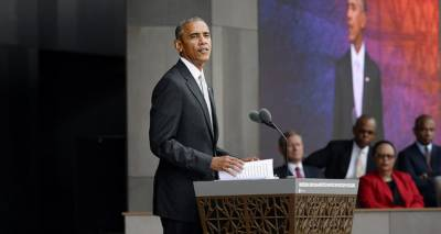 True picture of Muslims not presented by terrorists: Barack Obama