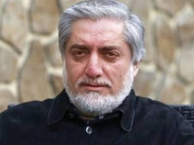 Dialogues with Afghan Taliban will be Afghan led: Abdullah Abdullah