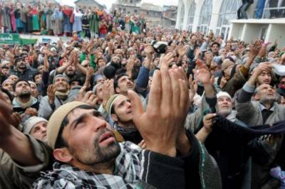 Kashmir solidarity day being observed across Pakistan and Kashmir