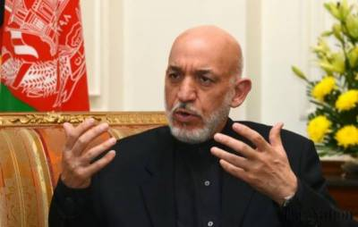 Iran, Russia and India should be part of Afghan peace process: Hamid Karzai