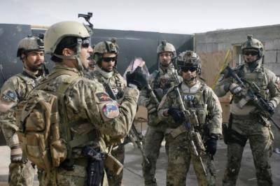 US Forces reach Helmand province to save it from Taliban onslaught