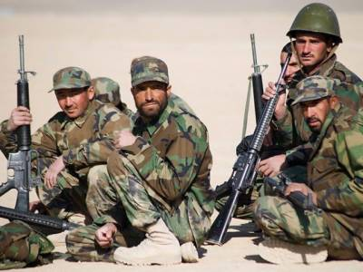 Afghan Policeman killed in exchange of fire with NATO soldier