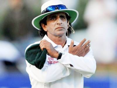 Indian Cricket Board BCCI bans Pakistani Umpire Asad Rauf for 5 years