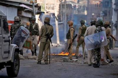 Two Indian soldiers killed in Indian Occupied Kashmir after shoot out with militants