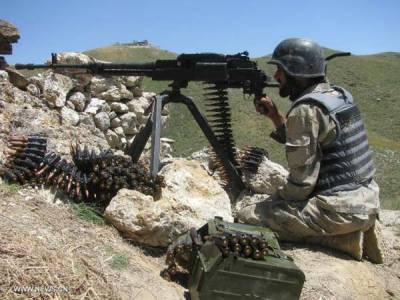 Nine Khasadars martyred in attacks on check post by militants in Mohmmand Agency