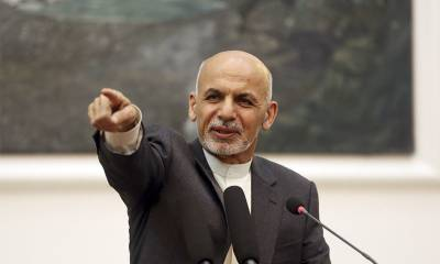 We will not negotiate with those who are targeting innocent civilians: Afghan President Ashraf Ghani