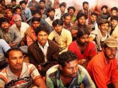 86 Indian fishermen released from Landhi jail as a goodwill gesture