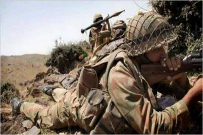 Militants attack at Pak Army check post in Mohmand agency from Afghanistan