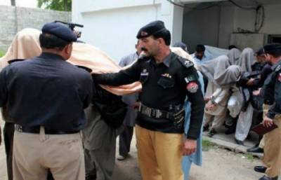 30 suspects along with eight Afghanis arrested in an operation in Rawalpindi by LEAs