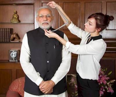 Indian PM Modi's Wax Statue to be unveiled at Madame Tussauds museum in April