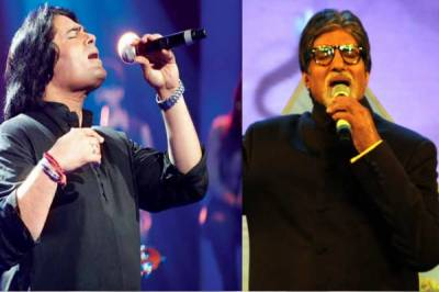 Shafqat Amanat Ali and Amitabh Bachan to sing national anthem before Indo-Pak match