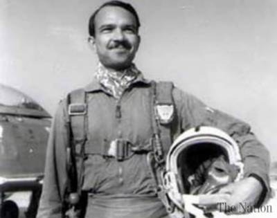 Sqn. Leader MM Alam's third death anniversity observed across Pakistan today