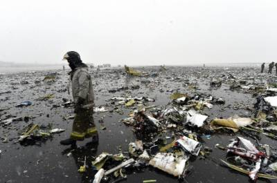All 62 people on board killed as FlyDubai Boeing 737 plane crashed in Southern Russia