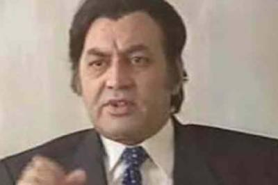 Death Anniversary of renowned Pakistani Actor Muhammad Ali observed today