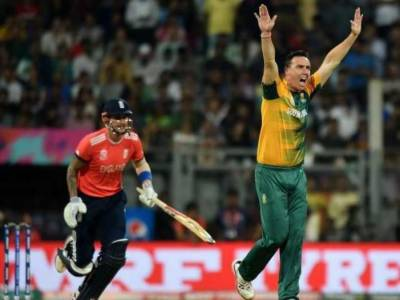 England crushes South Africa by 2 wickets in a stunning game of ICC T20 World Cup